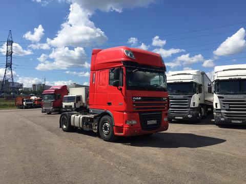 DAF XF 105.460 SuperSpace 2011г